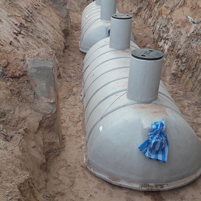 Installateur de fosse septique à Saint-Yvi   Frédéric Le Naour